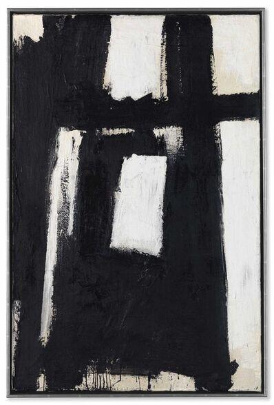 Franz Kline, 'Third Avenue', 1954