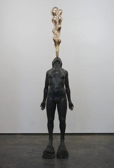 Fredrik Raddum, 'The Lust-Mad Empress of Galapagos', 2017