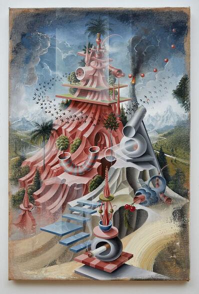 Peter Daverington, 'Smoking in the Glass House of Xanadu', 2014