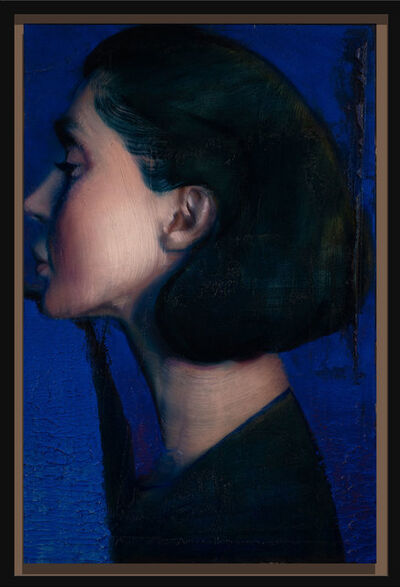 J. Louis, 'Deep Blue', 2019