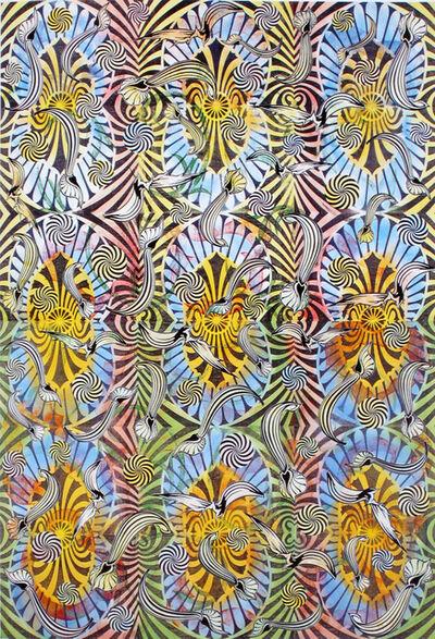 Philip Taaffe, 'Lunapark', 2004