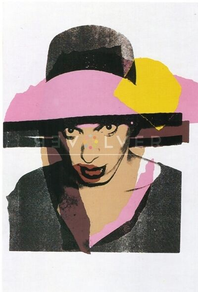 Andy Warhol, 'Ladies and Gentlemen, Yellow (FS II.130) by Andy Warhol ', 1975