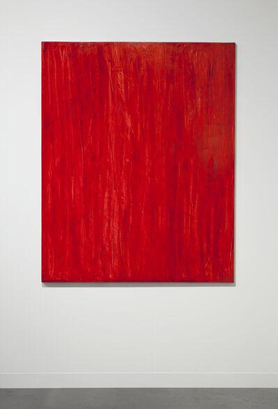 Jean-Luc Moulène, 'Monochrome / Echantillon (série 2) - rouge', 2011