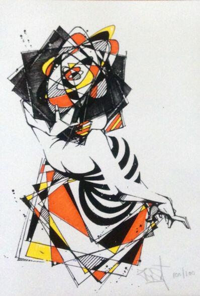 Zest, 'Sans Titre', 2012
