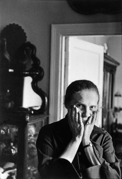 Henri Cartier-Bresson, 'LILYA BRIK, MOSCOW, 1954', 1954