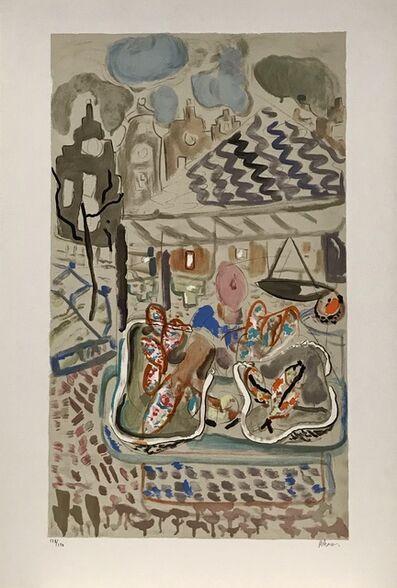 Pierre Lesieur, 'Amsterdam', 1971