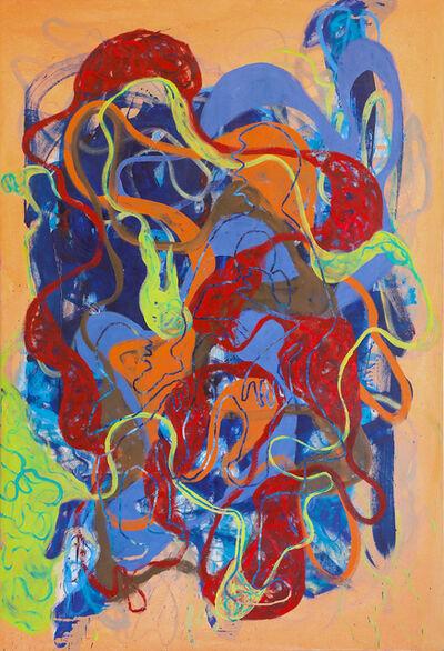 Amanda Shingirai Mushate, 'Uthando (Love)', 2021