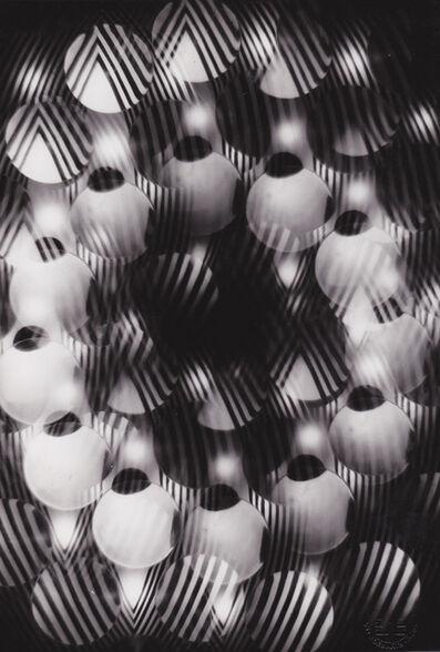 Nicolas Schoffer, 'Série Univers Tramé (Varetra Diversicateur Optique) Nr.4', 1974