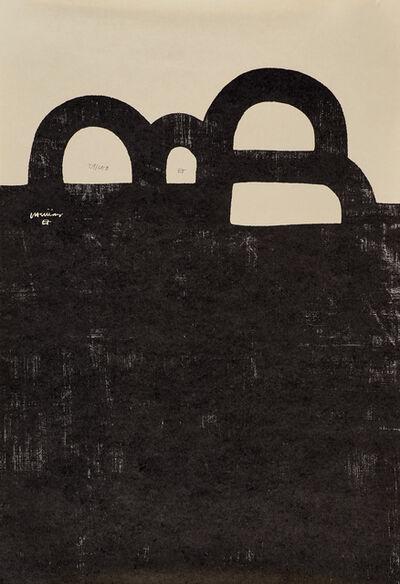 Eduardo Chillida, 'Chicago', 1983