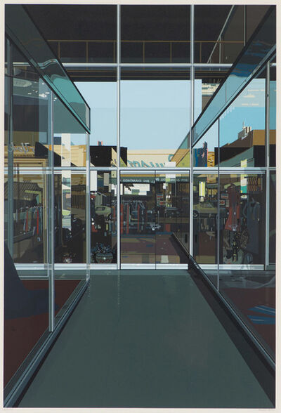Richard Estes, 'Big Diamonds', 1979