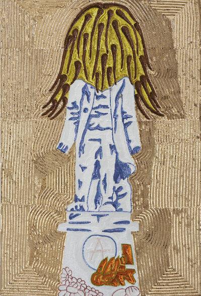 Anna Galtarossa, 'Big Hippie Monument', 2007