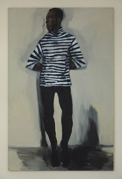 Lynette Yiadom-Boakye, '5AM Friday', 2018