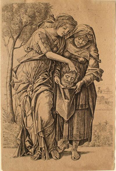 Girolamo Mocetto, 'Judith'