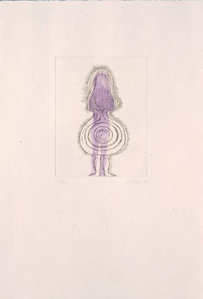 Victoria Civera, 'El Reflejo 3', 1998