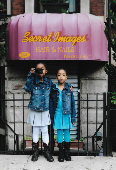Jamel Shabazz, 'Eden and Nazarus', 2013