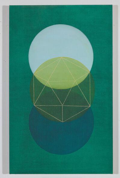 Grace DeGennaro, 'Water (Green)', 2018