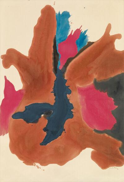 Helen Frankenthaler, 'Pink Lady', 1963