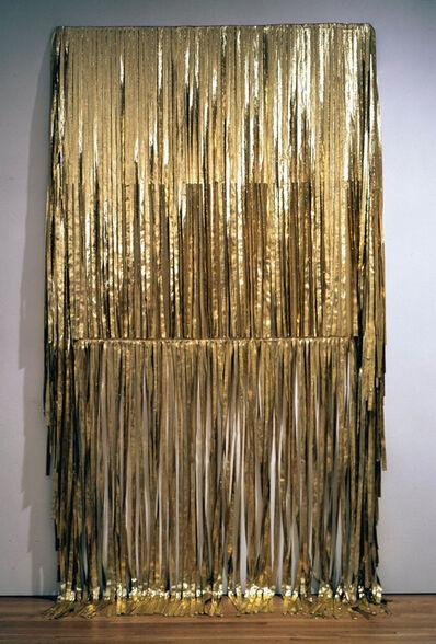 "James Lee Byars, '""World Flag""', 1991"