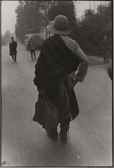 Anita Au, 'On the Way from Chengdu to Guanxian, China', 1980/1982