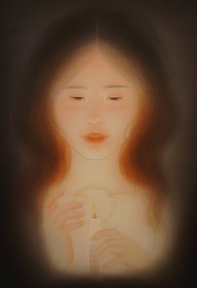 Hao Yumo, 'Pray', 2019