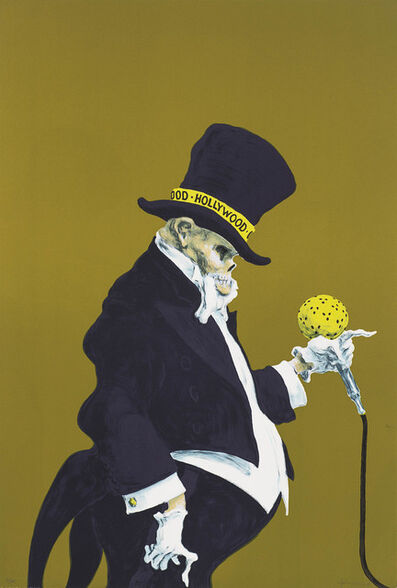 Michael Kvium, 'The Entertainer', 2013