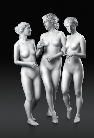 Debbie Han, 'Walking Three Graces', 2007