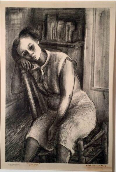 Will Barnet, 'GLADYS', 1936