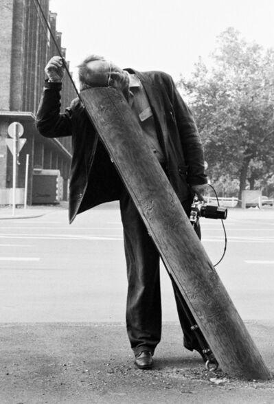 Benjamin Katz, 'Sigmar Polke, Cologne', 1983