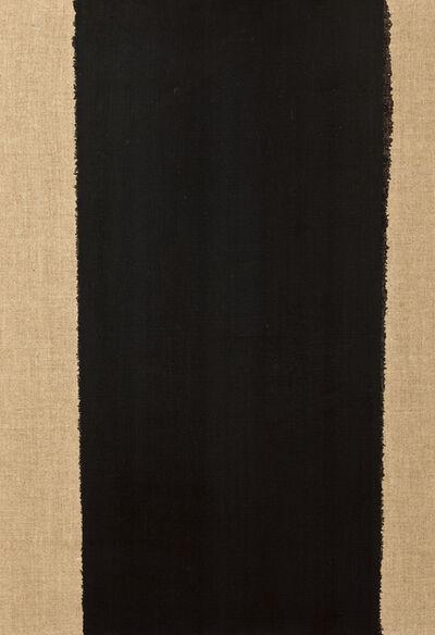 Yun Hyong-keun, 'Burnt Umber & Ultramarin Blue', 1999