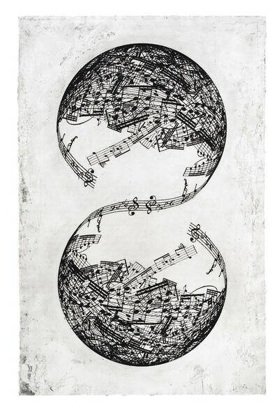 Jaume Plensa, 'Symétrie', 2018
