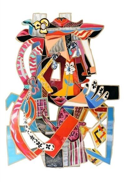 Touvia Naftali Besanson, 'Picasso Selfi ', 2016