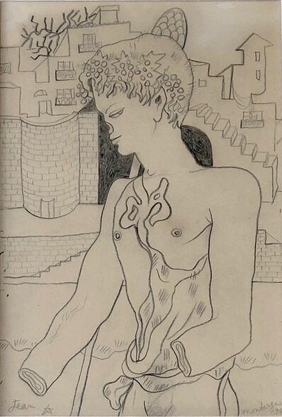 Jean Cocteau, 'L' Homme aux Mains et Nez Coupés', 1938