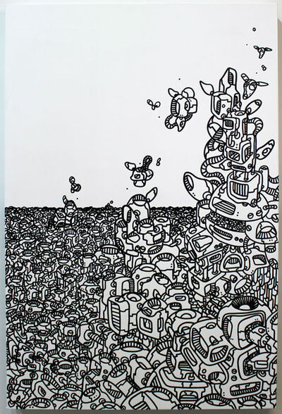 LMDLDZR_ZeeR, 'Untitled', 2013
