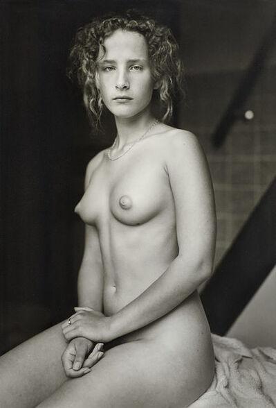 Jock Sturges, 'Danielle, Oud Heusden, The Netherlands', 1991