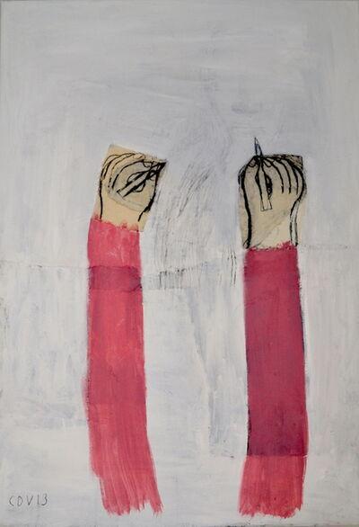 Christina de Vos, 'Zelfportret', 2013