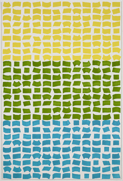 Jacob Ouillette, 'Yellow/Green/Blue 108', 2018
