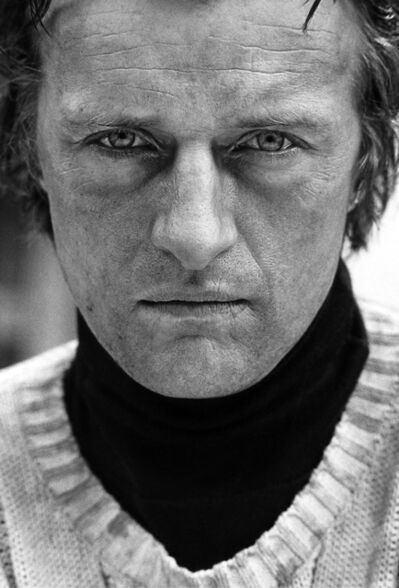 Bob Willoughby, 'Rutger Hauer on the set of The Nighthawks, New York ', 1980