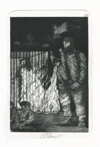 Emily Lombardo, 'Blow (plate 69)', 2016