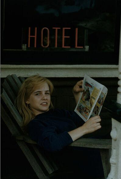 Bert Stern, 'Sue Lyon as Lolita, American Hotel #2 – Sag Harbor', 1961