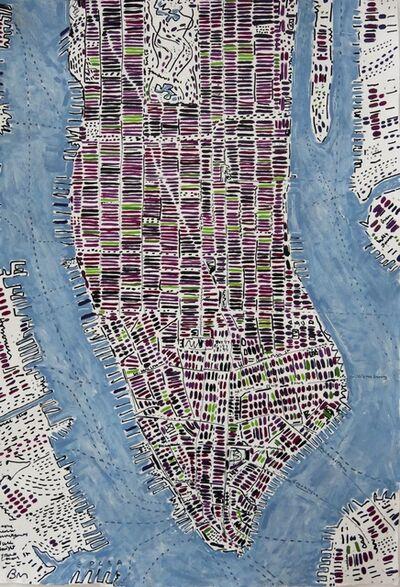 Barbara Macfarlane, 'Blackberry Manhattan', 2015