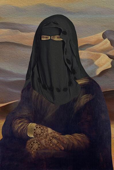 Nasser Al-Kubaisi, 'Mona Bint Liza ', 2019