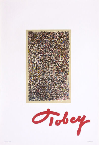 Mark Tobey, 'Stained Glass', 1974