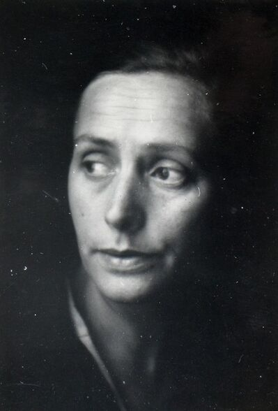 Roman Vishniac, 'The sorrow of life has drawn deep lines in her face.  And yet she is only twenty-six', date unknown