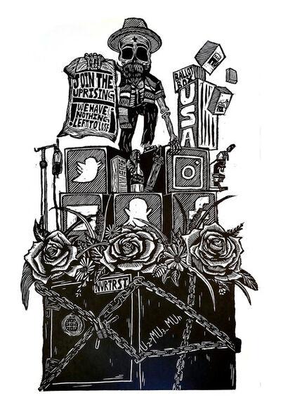 Ben Muñoz, 'Byproducts', 2018