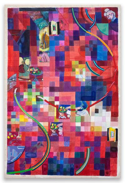 Franklin Evans, 'selfportraitasharmony', 2018