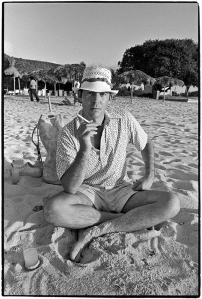 Al Satterwhite, 'Hunter S. Thompson', 1974