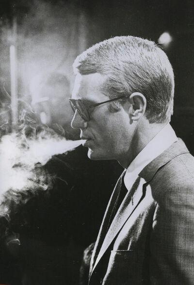Julian Wasser, 'Steve McQueen', 1963