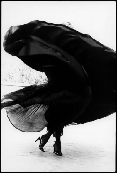 Arthur Elgort, 'Shaun Casey, Harper's Bazaar Italy', 1978