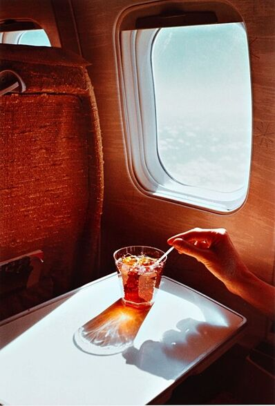 William Eggleston, 'En Route to New Orleans', 1971