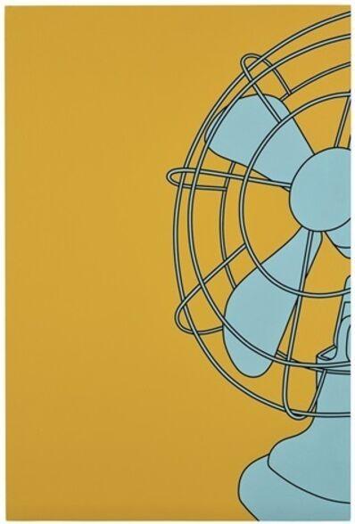 Michael Craig-Martin, 'Fan', 1993